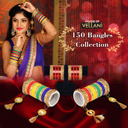 150 Bangles Collection