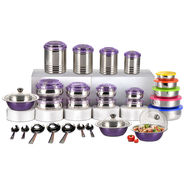 47 Pcs Rangeen Store & Serve Set
