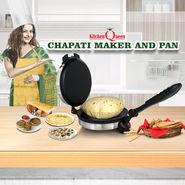 Chapati Maker and Pan