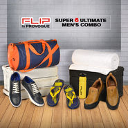Flip by Provogue Super 6 Ultimate Mens Combo