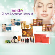 Nutriglow 21 Pcs Dhamaka Facial Kit
