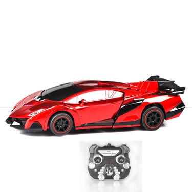 2 in 1 Super Robo Car
