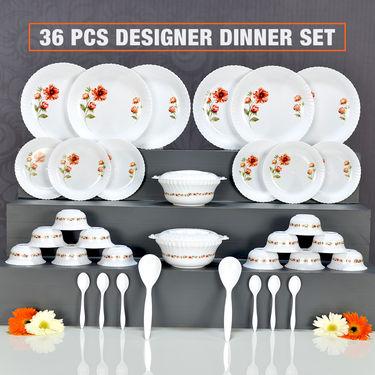 36 Pcs Designer Dinner Set
