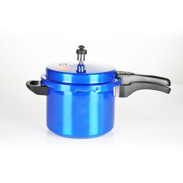 5 Ltr Coloured Pressure Cooker + 3 Ltr Coloured Pressure Pan with Idli Stand