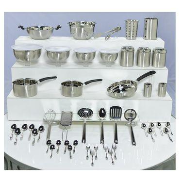 51 Pcs Multi Utility Kitchen Set