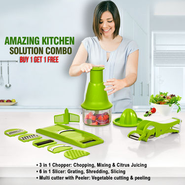 Amazing Kitchen Solution Combo - Buy 1 Get 1 Free