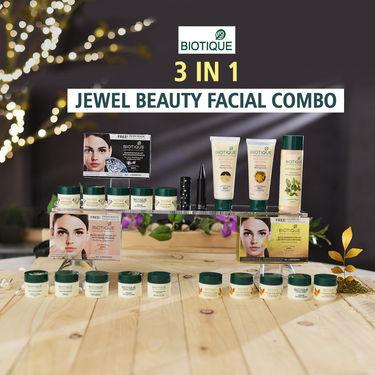 Biotique 3 in 1 Jewel Beauty Facial Combo