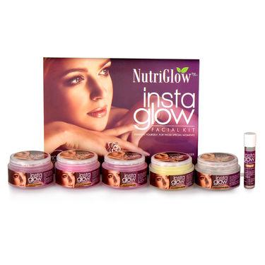 InstaGlow Facial Combo by Nutriglow