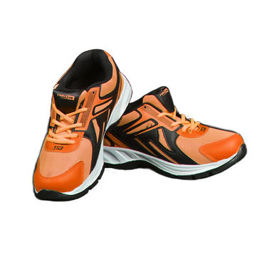 Liberty New Sports Shoes + Floaters + Multipurpose Bag