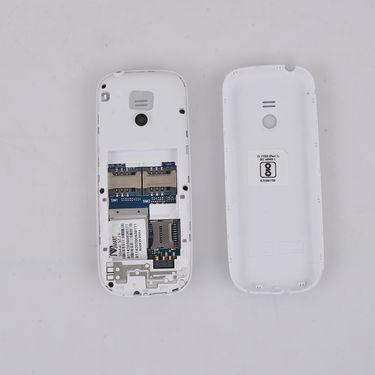 Dual SIM Phone with Audio & Video Player + Camera