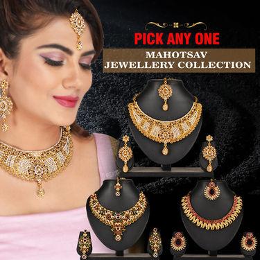 Mahotsav Jewellery Collection - Pick Any One
