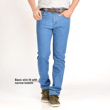 Mr. Tusker 2 Stretchable Jeans + American Indigo 2 Fleece Jackets