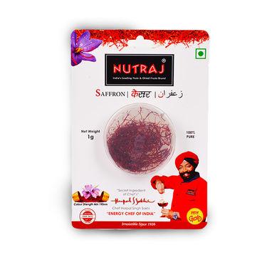 Nutraj Saffron (1g)