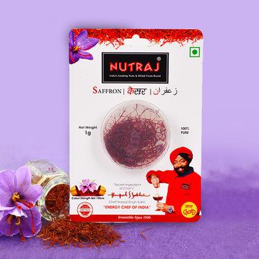 Nutraj Saffron (4g)