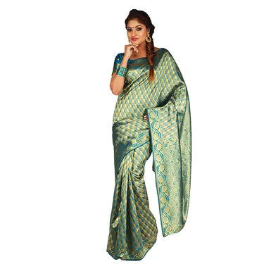 Pick Any One Kanjeevaram Silk Saree by Zuri (KSS14)