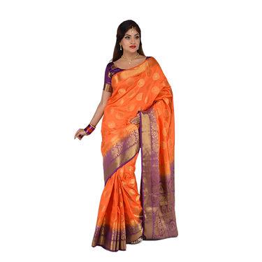 Pick Any One Kanjeevaram Silk Saree by Zuri (KSS15)