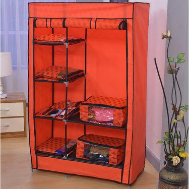 Royal 2 Door Almirah with Free 10 Pcs Organizer Set
