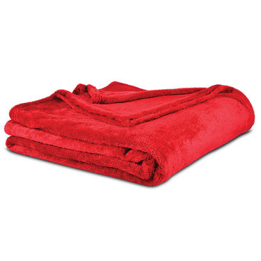 Set of 2 Double Bed Cozy Blankets