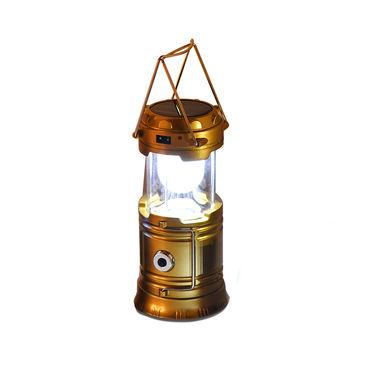 Solar Lantern + Portable Cooler