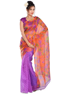 Shruti Set of 7 Kota Doria Sarees by Varanga